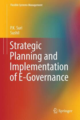 Suri / Sushil | Strategic Planning and Implementation of E-Governance | Buch | sack.de