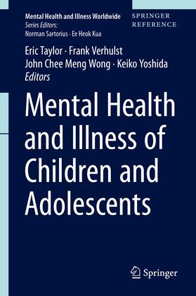 Taylor / Verhulst / Wong | Mental Health and Illness of Children and Adolescents | Buch | sack.de