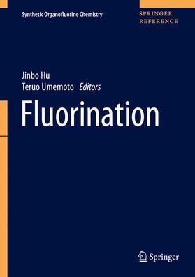 Hu / Umemoto | Fluorination | Buch | sack.de