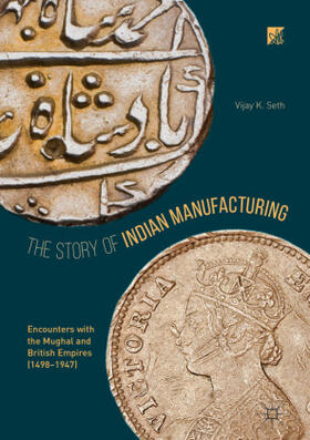 Seth | The Story of Indian Manufacturing | Buch | sack.de