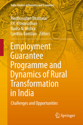 Bhattarai / Viswanathan / Mishra | Employment Guarantee Programme and Dynamics of Rural Transformation in India | Buch | sack.de