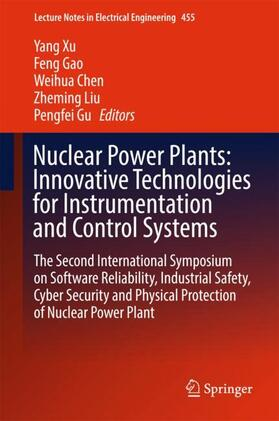 Xu / Gao / Chen | Nuclear Power Plants: Innovative Technologies for Instrumentation and Control Systems | Buch | Sack Fachmedien