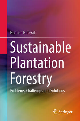 Hidayat | Sustainable Plantation Forestry | Buch | sack.de