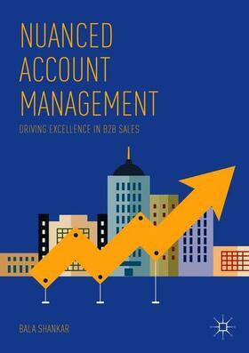 Shankar   Nuanced Account Management   Buch   sack.de