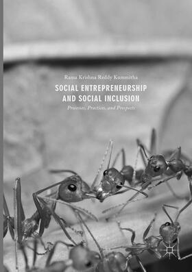Kummitha | Social Entrepreneurship and Social Inclusion | Buch | sack.de