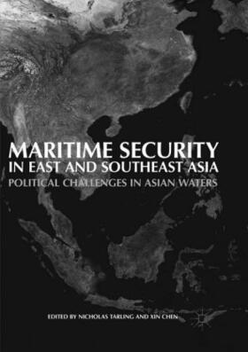 Tarling / Chen | Maritime Security in East and Southeast Asia | Buch | sack.de