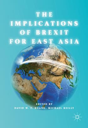 Huang / Reilly | The Implications of Brexit for East Asia | Buch | sack.de