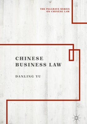 Yu   Chinese Business Law   Buch   sack.de