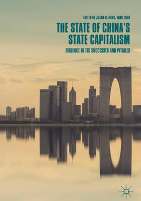 Hung / Chen   The State of China's State Capitalism   Buch   sack.de