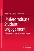Zhang / McNamara |  Undergraduate Student Engagement | eBook | Sack Fachmedien