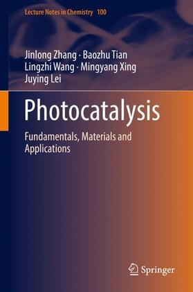 Zhang / Tian / Wang | Photocatalysis | Buch | sack.de