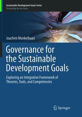 Monkelbaan   Governance for the Sustainable Development Goals   Buch   sack.de
