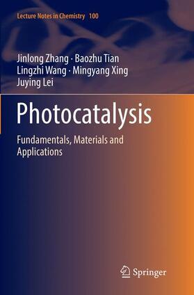 Zhang / Tian / Wang   Photocatalysis   Buch   sack.de
