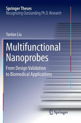 Liu   Multifunctional Nanoprobes   Buch   sack.de
