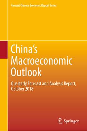 Center for Macroeconomic Research | China's Macroeconomic Outlook | Buch | sack.de