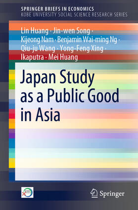 Huang / Song / Nam   Japan Study as a Public Good in Asia   Buch   sack.de