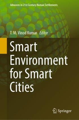 Vinod Kumar   Smart Environment for Smart Cities   Buch   sack.de