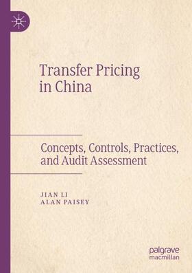 Li / Paisey   Transfer Pricing in China   Buch   sack.de