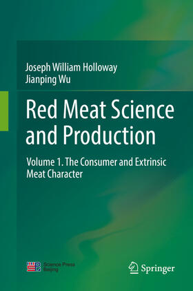 Holloway / Wu | Red Meat Science and Production | Buch | sack.de