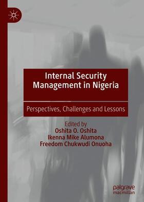 Oshita / Alumona / Onuoha | Internal Security Management in Nigeria | Buch | sack.de