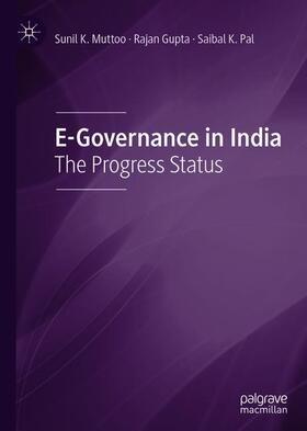 Muttoo / Pal / Gupta | E-Governance in India | Buch | sack.de