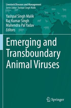 Malik / Singh / Yadav | Emerging and Transboundary Animal Viruses | Buch | sack.de