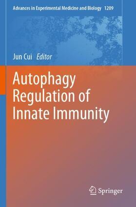 Cui   Autophagy Regulation of Innate Immunity   Buch   sack.de