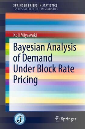 Miyawaki | Bayesian Analysis of Demand Under Block Rate Pricing | Buch | sack.de