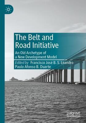 Leandro / Duarte | The Belt and Road Initiative | Buch | sack.de