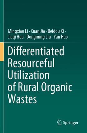 Li / Jia / Xi | Differentiated Resourceful Utilization of Rural Organic Wastes | Buch | sack.de