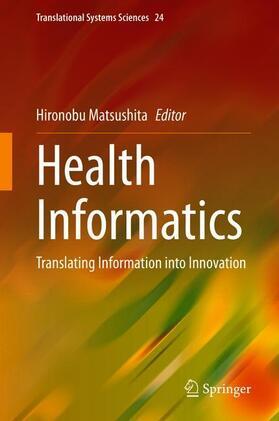 Matsushita   Health Informatics   Buch   sack.de
