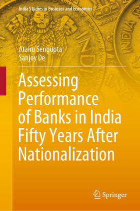 Sengupta / De | Assessing Performance of Banks in India Fifty Years After Nationalization | Buch | sack.de