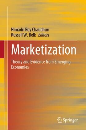 Roy Chaudhuri / Belk | Marketization | Buch | sack.de