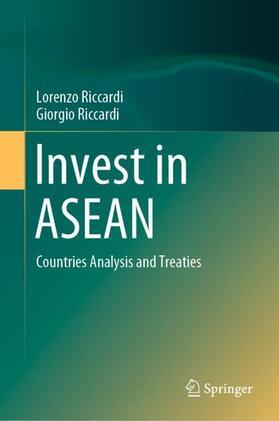Riccardi / Riccardi | Invest in ASEAN | Buch | sack.de