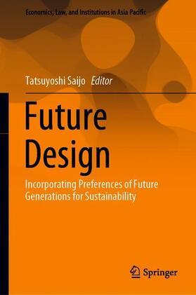 Saijo | Future Design | Buch | sack.de