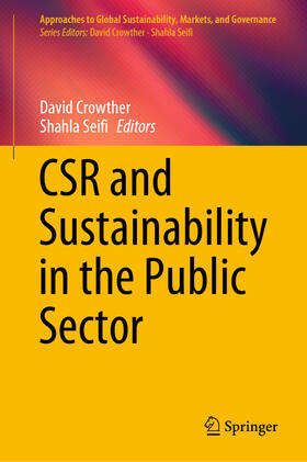 Crowther / Seifi | CSR and Sustainability in the Public Sector | Buch | sack.de