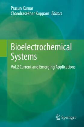 Kumar / Kuppam | Bioelectrochemical Systems | Buch | sack.de