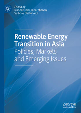 Janardhanan / Chaturvedi | Renewable Energy Transition in Asia | Buch | sack.de