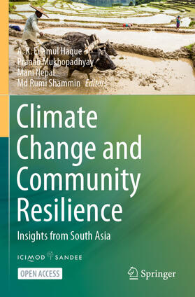 Haque / Mukhopadhyay / Nepal | Climate Change and Community Resilience | Buch | sack.de