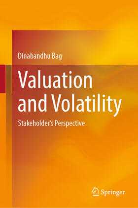 Bag | Valuation and Volatility: Stakeholder's Perspective | Buch | sack.de