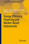 Liu / Taghizadeh-Hesary / Yoshino    Energy Efficiency Financing and Market-Based Instruments   Buch    Sack Fachmedien