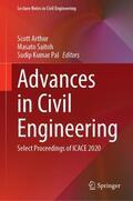 Arthur / Saitoh / Pal |  Advances in Civil Engineering | Buch |  Sack Fachmedien