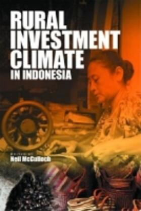 Rural Investment Climate in Indonesia | Buch | sack.de