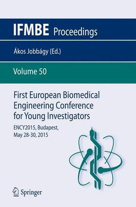Jobbágy | First European Biomedical Engineering Conference for Young Investigators | Buch | sack.de