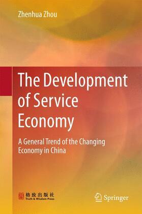 Zhou | Service Economy Development | Buch | sack.de