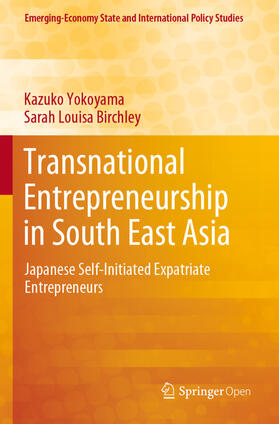 Birchley / Yokoyama | Transnational Entrepreneurship in South East Asia | Buch | sack.de