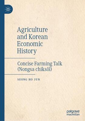 Jun | Agriculture and Korean Economic History | Buch | sack.de