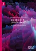 Vallee    Sounding Bodies Sounding Worlds   Buch    Sack Fachmedien