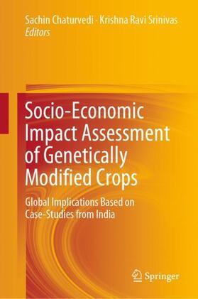 Chaturvedi / Srinivas   Socio-Economic Impact Assessment of Genetically Modified Crops   Buch   sack.de