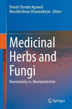 Agrawal / Dhanasekaran | Medicinal Herbs and Fungi | Buch | sack.de